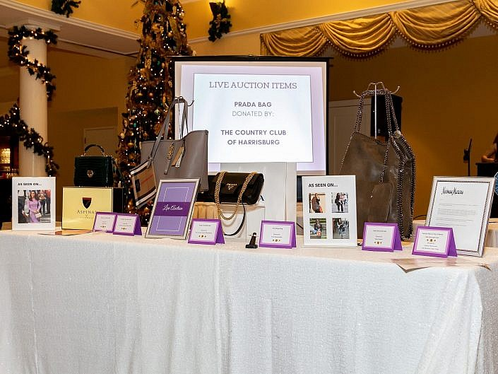 2019 YWCA Pursuit of Justice Purse Auction